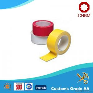 PVC Tape Rubber Adhesive Resistance to Cold and Heat