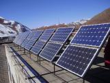 Paneles solares de silicio con distintas entregas de potencia
