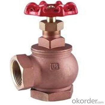 Home Brass Angle Valve with Octagonal Style JD-5005