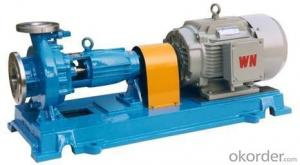 Packing Seal Clean Water Centrifugal Pump