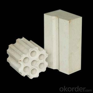 Corundum Mullite Bricks with High Strength Insulating Properties