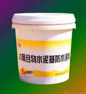 Composite Waterproof Coating,Polymer Cement Waterproof Coating