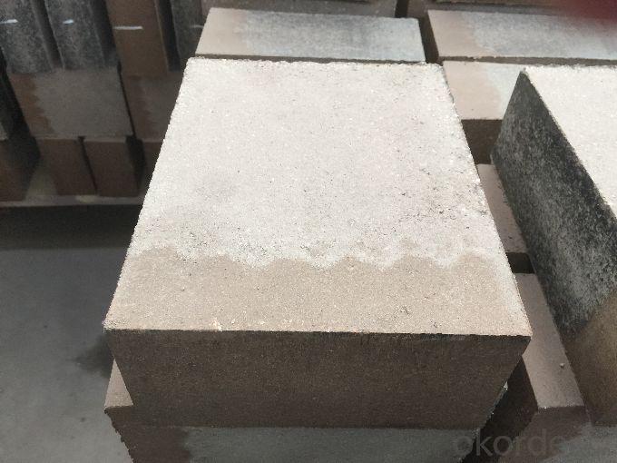 Composite Brick with Al2O3 content 60-65%