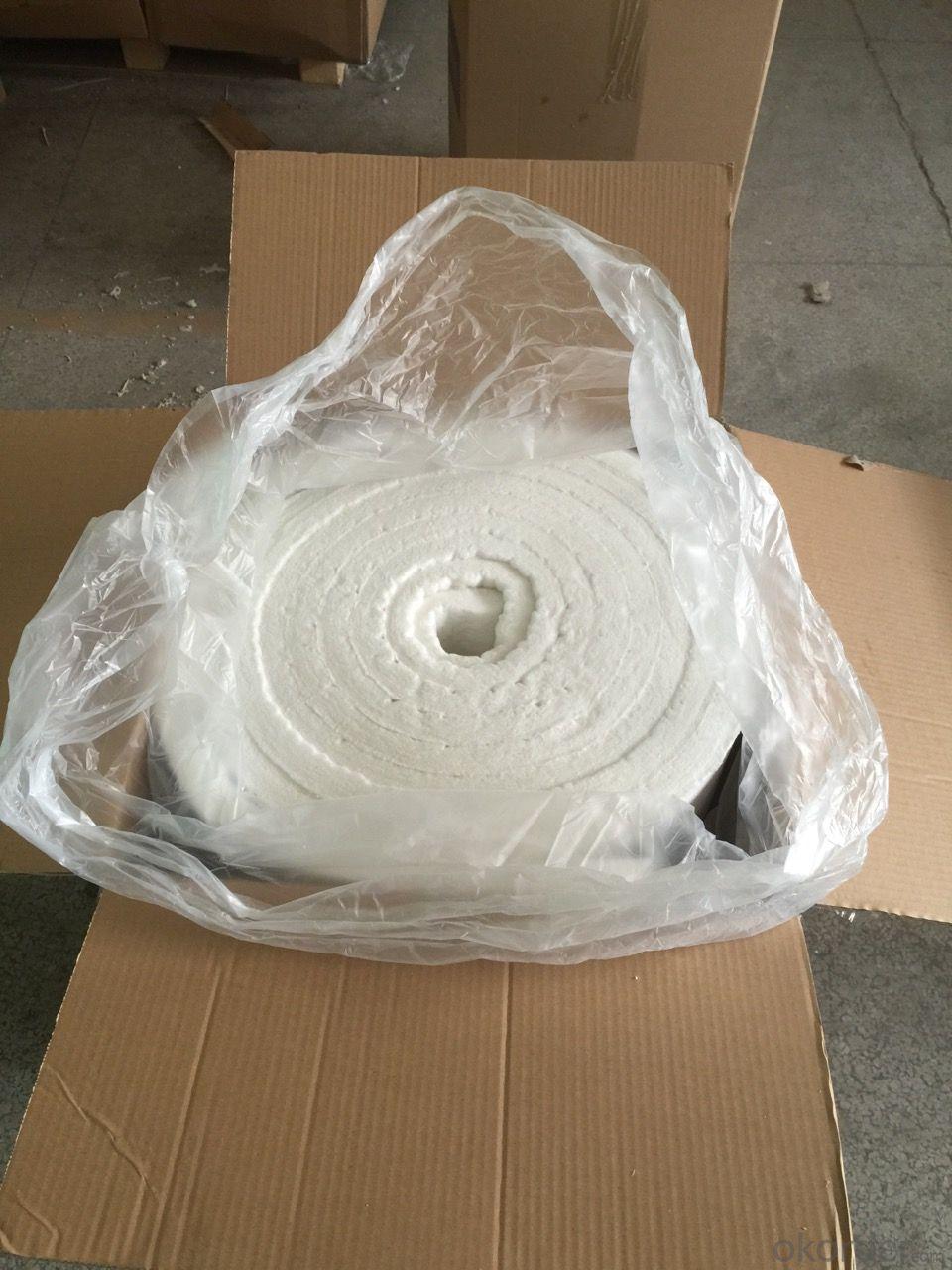 Ceramic FIber Blanket Insulating Materials