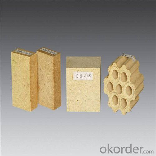 High Alumina Brick Used in Chemical and Refinery and Refractory Industries