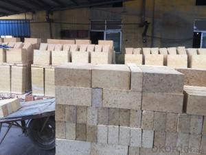 High Alumina Brick with Al2O3 content 55-60%