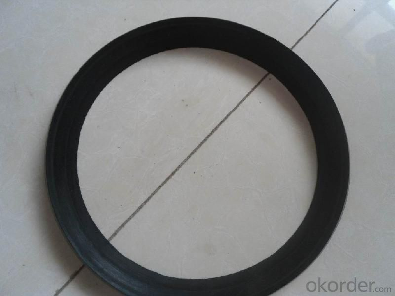 Gasket EPDM Rubber Ring DN100 Wound Sale