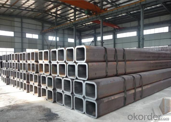 Carton Steel Seamless Pipe