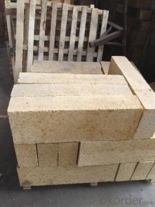 Fireclay Brick with Al2O3 Content around 38%