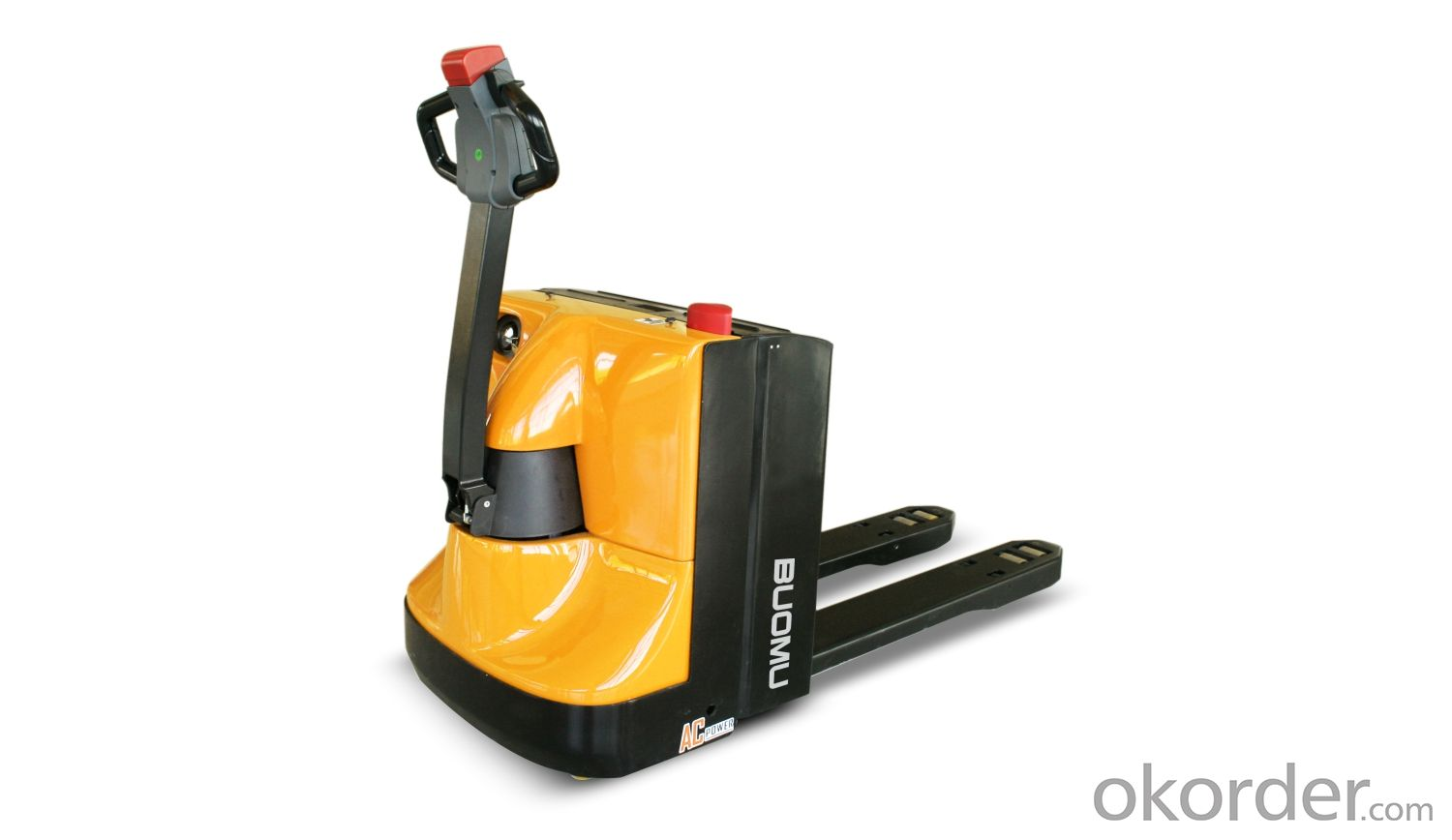 Electric Pallet Truck 2000kg Pedal Lifting Full