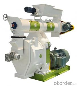 Biomass Pellet Mill with Standard Feeder