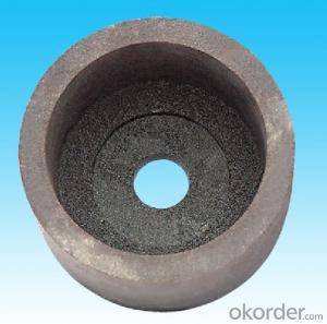 Vitrified Centerless Grinding Wheels Make in China