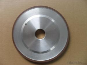 Heavy Duty Milling Stubbing Wheel Make in china