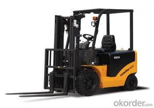 Forklift Truck Feeler Mini 5 Ton Diesel and LPG
