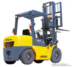 Diesel Forklift Economic  with Competitive Prices