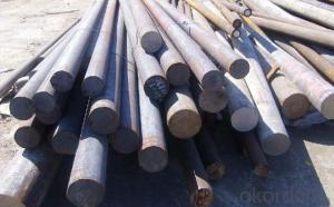 Hot Rolled Mild Steel Round Bar Q235 Q345 Q355