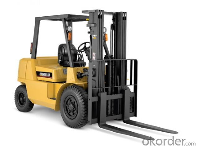 Electric Forklift Truck (1-3.5T) with CE