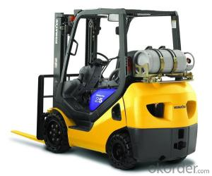 Electric Forklift Truck  2 Ton with Curtis Controller (CPD20)