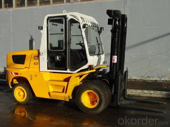 LPG Forklift Truck ( engine, 2.5Ton)