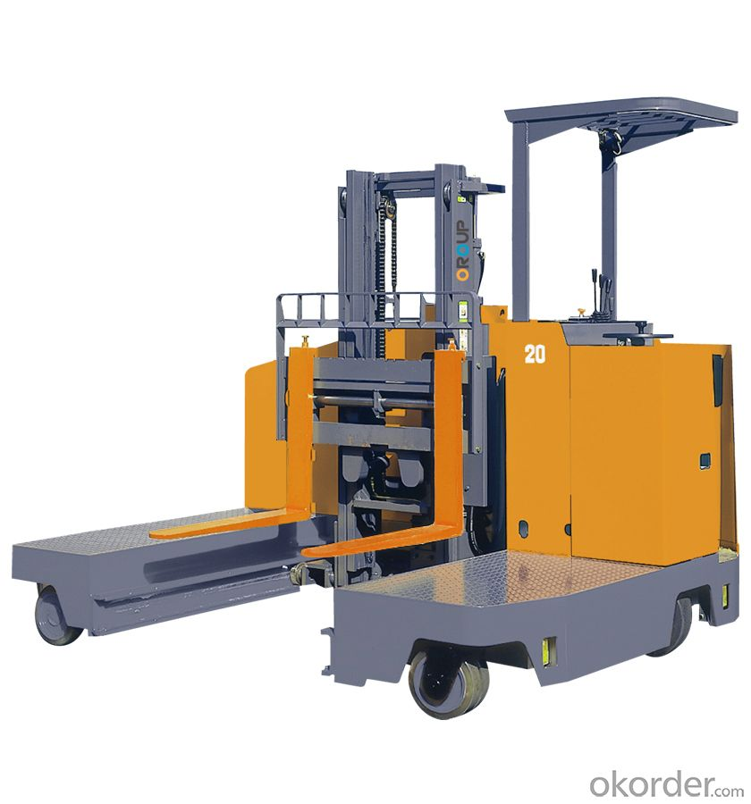 Forklift Truck  Electric Reach (TF)