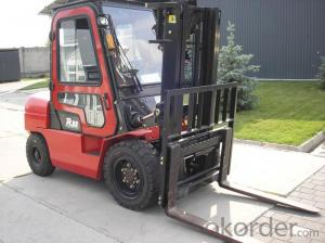 Forklift Truck 1-3.5ton Electric , Clean Energy Forklift
