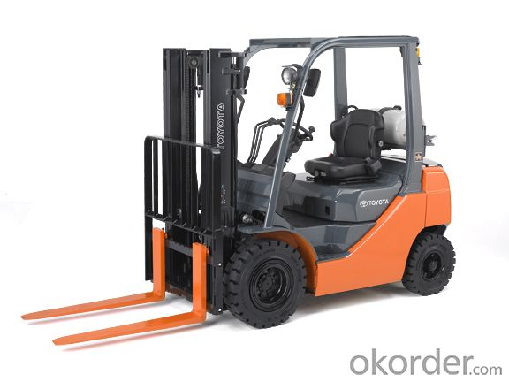 Electric Forklift Truck (1.0-1.5ton)