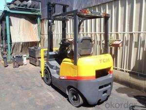 Diesel Forklift 3t Jeakue Counterbalanced