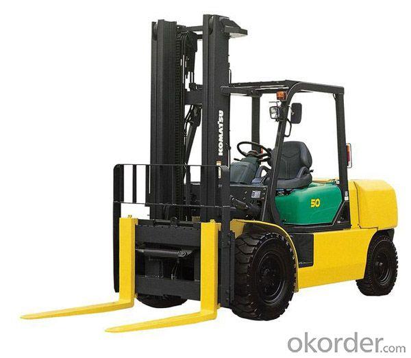 Diesel Forklift Truck 3 Ton  with Isuzu Engine (CPCD30)