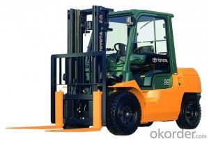 Forklift Truck EPA Approved 5ton LPG
