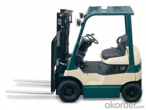Forklift Truck  Gasoline with LPG (2-3.5 Ton)