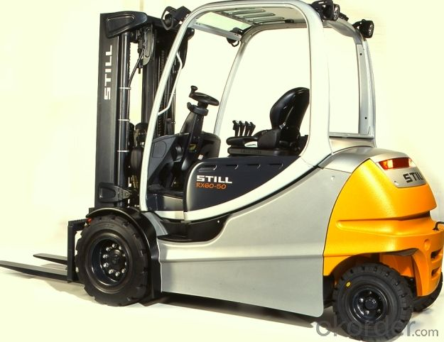Diesel Industrial Lifting Forklift 3 Ton Chinese
