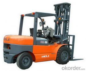 Forklift Truck Gasoline/LPG