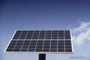 Solar Panel with 156x156 A Grade B Grade Solar Cell