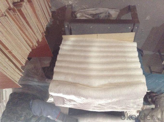 Ceramic FIber Blanket Refractory Module 1350C HA
