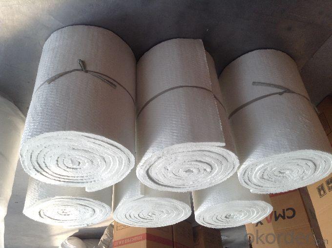 Ceramic FIber Blanket Refractory Blanket 1350C