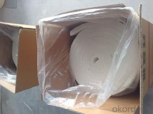 Ceramic FIber Blanket Refractory Blanket HP