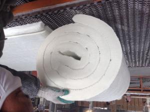 Ceramic FIber Blanket Refractory Blanket 1430C