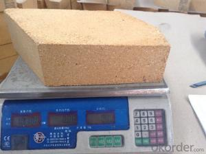 Fireclay Brick with Al2O3 Content around 34%