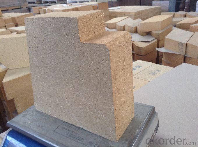 Fireclay Brick with Al2O3 Content around 32%