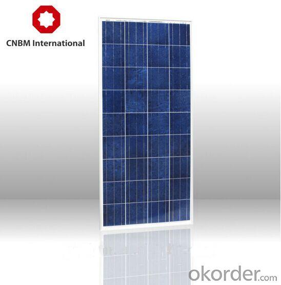 100W-300W Monocrystalline Solar Panel Price