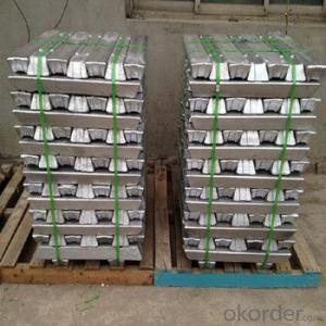 Aluminum Pig/Ingot Sold With Low Price From Mills