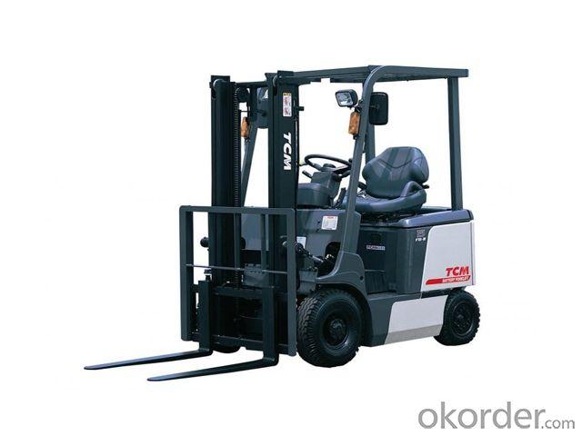 Forklift Truck 2 Ton Gasoline (CPQYD20FR)