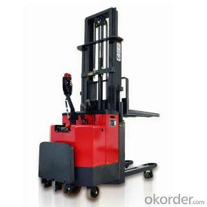 Stacker 1.0t Straddle Lifting Height 1.6-3.0mm