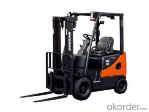 Forklift Trucks Heli K Series 4-4.5t I. C. Counterbalanced