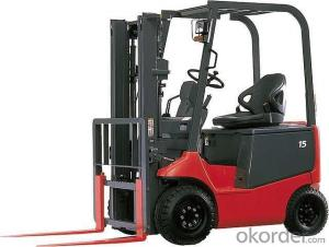 Diesel Forklift Truck 10 Ton Cpcd100 with CE
