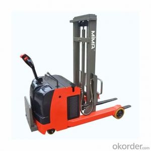 Electric Forklift Factory Price 2000kg Seat Reach  for Sale