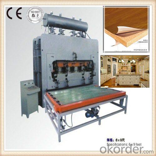 Composite Furniture Board Laminating Machine