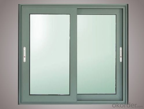 European Style Sliding Window, Brand New Designed