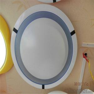 Led Aquarium Lighting Square Round Profile Surface Mounted 8w 12w 15w Panel
