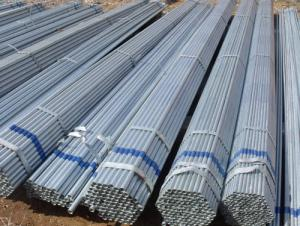 Hot Dipped Galvanized Steel Pipe in Different Specifications